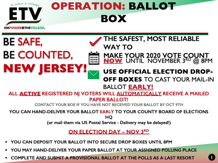 VOTE: Operation Ballot Box